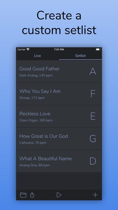 AutoPad — Ambient Pad Loops Screenshots