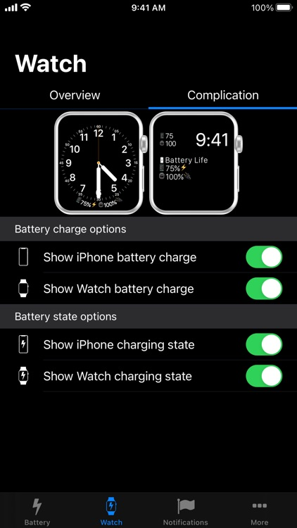 Battery Life - check runtimes screenshot-5