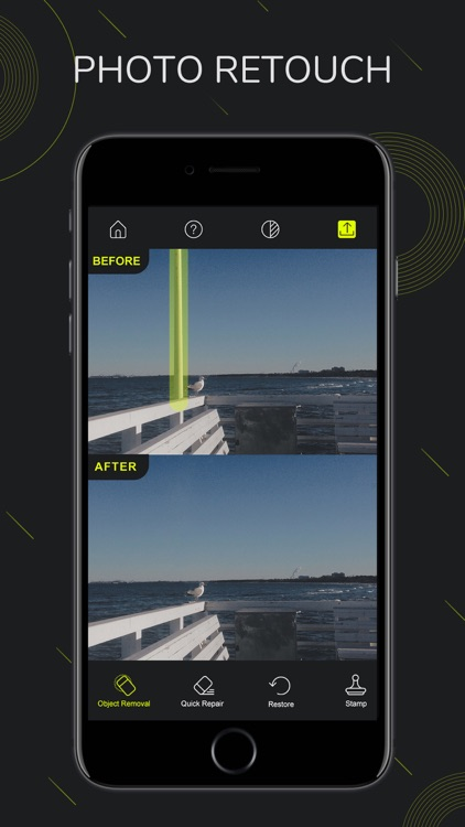 Photo Retouch - Remove Objects