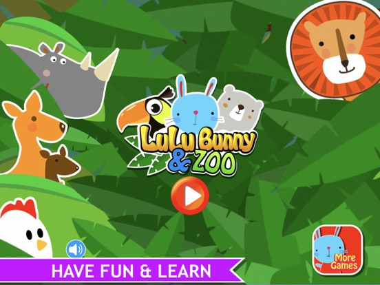 LuLu ZOO Kids Game screenshot 11