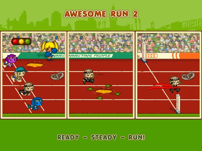 Awesome Run 2: Runner Game