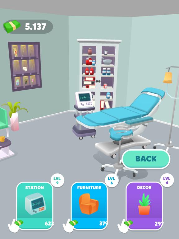 iPad Image of Fruit Clinic