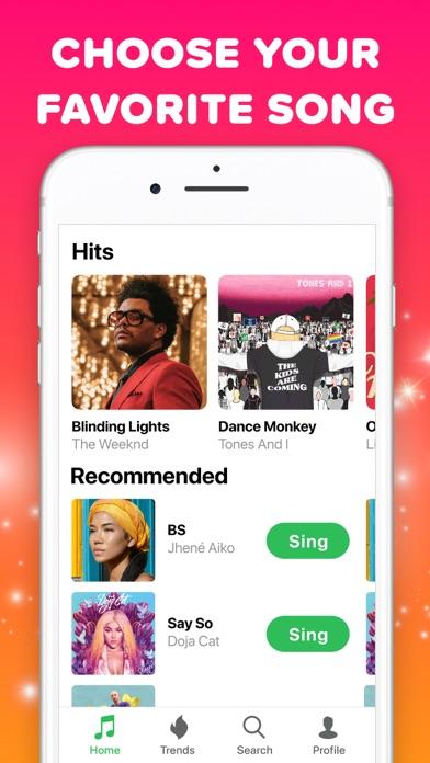 Karaoke VOCA - Let's Sing! Screenshot