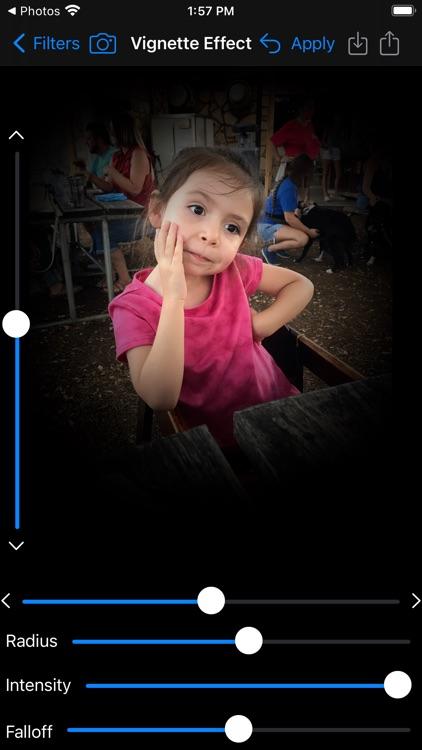 Image Filters Photo Editor + screenshot-0