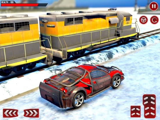 Train Car Derby Crash Sim 3D screenshot 7