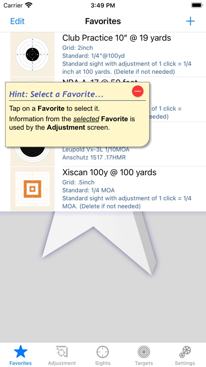 Shootility SightSet screenshot-5