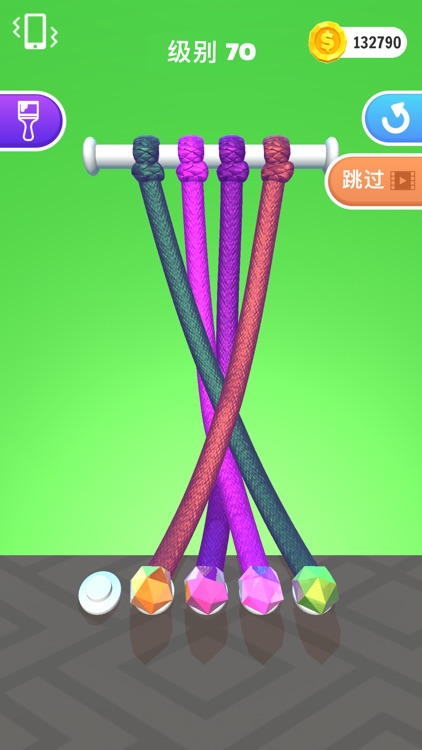 彩绳解解乐 (Tangle Master 3D) screenshot-8