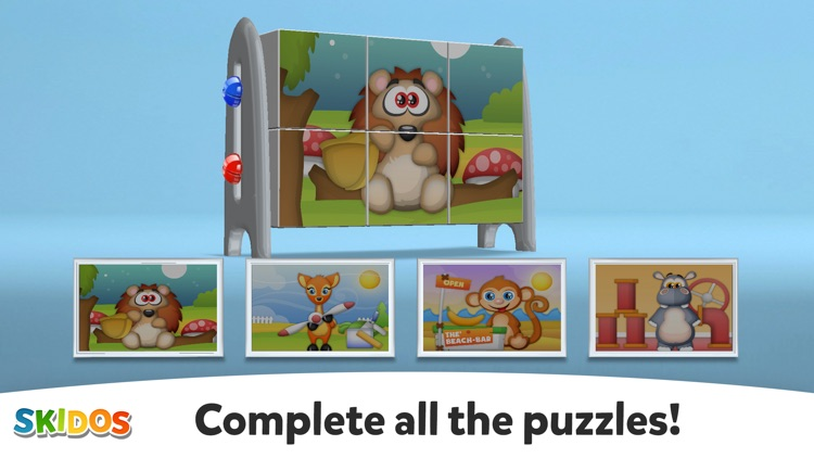 Toddler Puzzle: Games for Kids screenshot-7