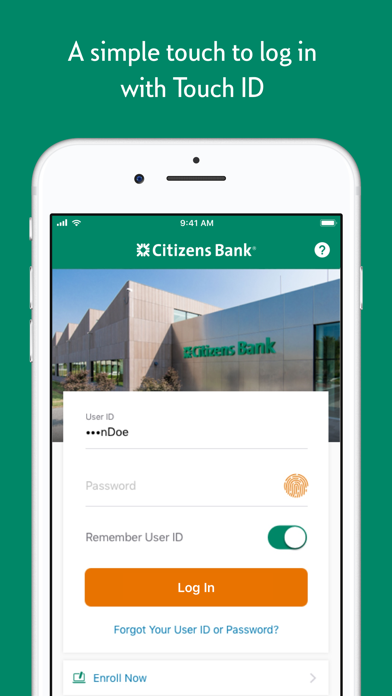 messages.download Citizens Bank Mobile Banking software