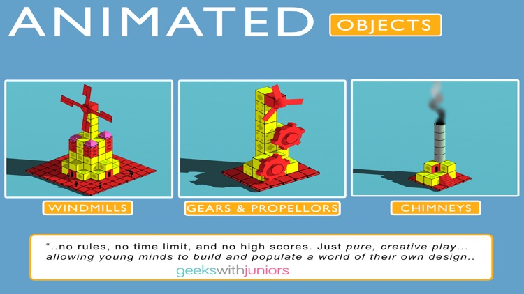 Blox 3D World Creator screenshot-4