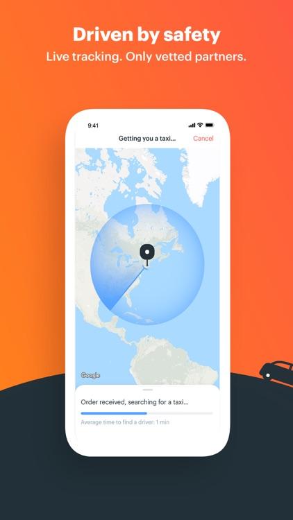 Gett - Business Ground Travel screenshot-4