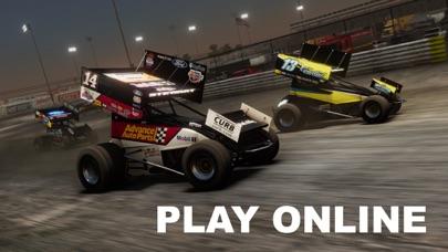 Outlaws - Sprint Car Racing 3のおすすめ画像2
