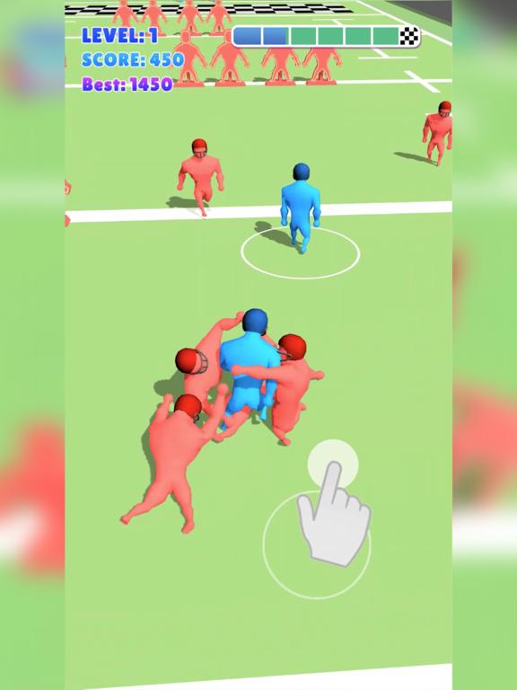 Touch-Down 3D screenshot 6