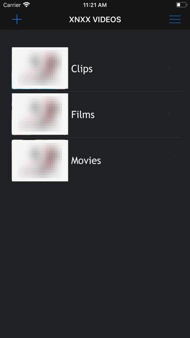 XNXX VIDEOSのおすすめ画像1