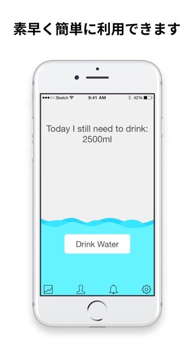 Drink Water - リマインダーを飲むのおすすめ画像3