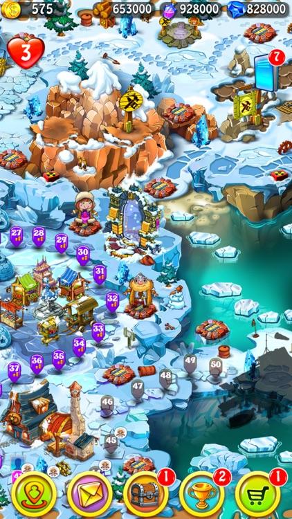 Magica! Match 3 Puzzles games screenshot-9