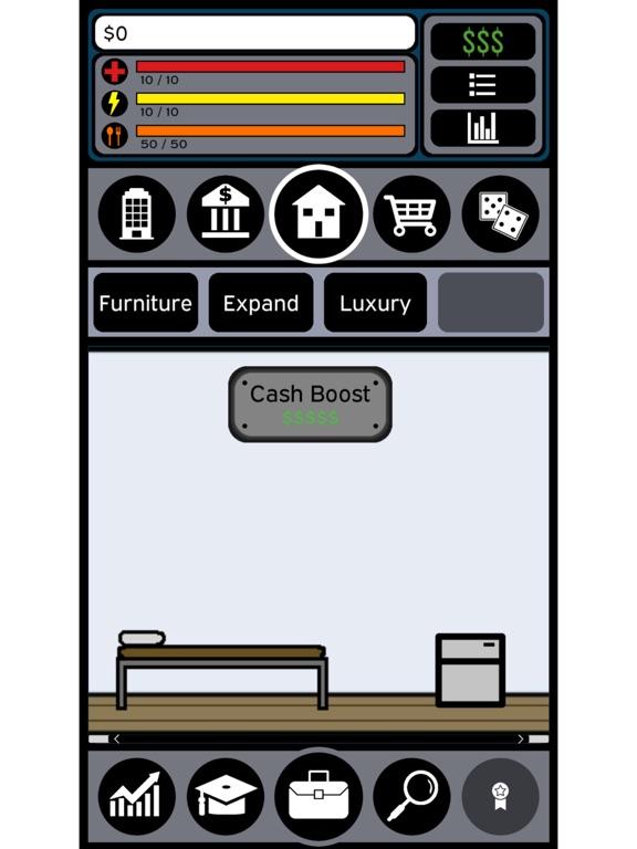iPad Image of Life Simulator: Best Life