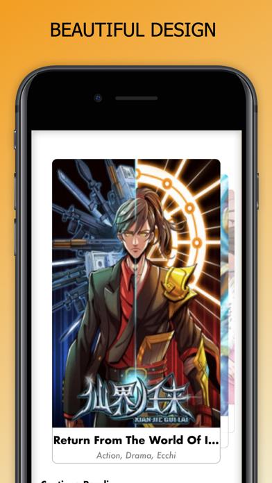 Manga Zone - Manga Reader Screenshot