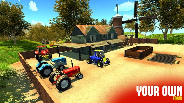 Farmers Harvest Sims screenshot-8