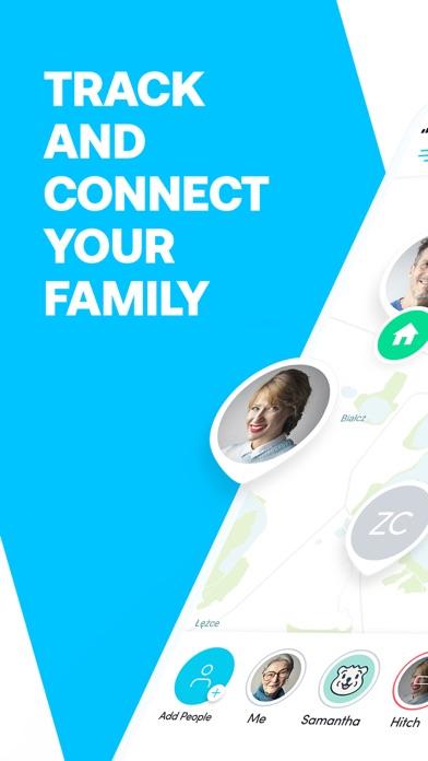 Carpin: Find Family & Friends Screenshot
