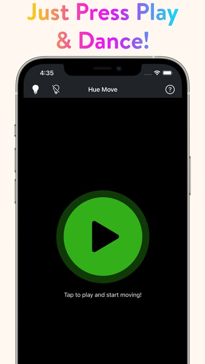 Hue Move for Philips Hue screenshot-0