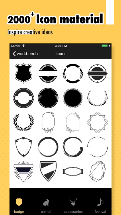 Graphic Designer - Logo Maker screenshot-5