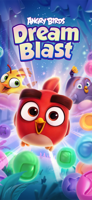 ‎Angry Birds Dream Blast Screenshot