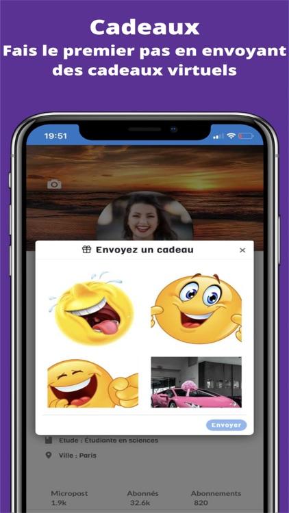 Dismiic - Fais-toi des amis screenshot-3