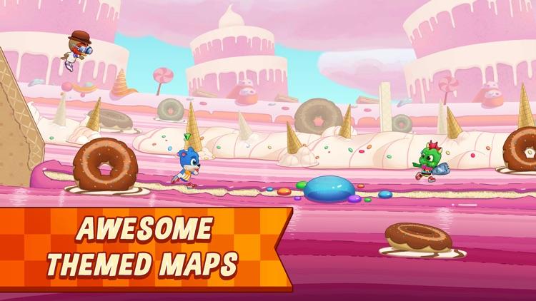 Fun Run 4 - Multiplayer Games screenshot-5