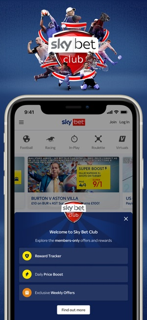 Sky bet not working on iphone spread betting point definition in badminton