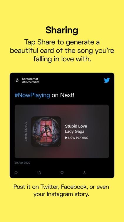 Next: Magic DJs & Playlists screenshot-5