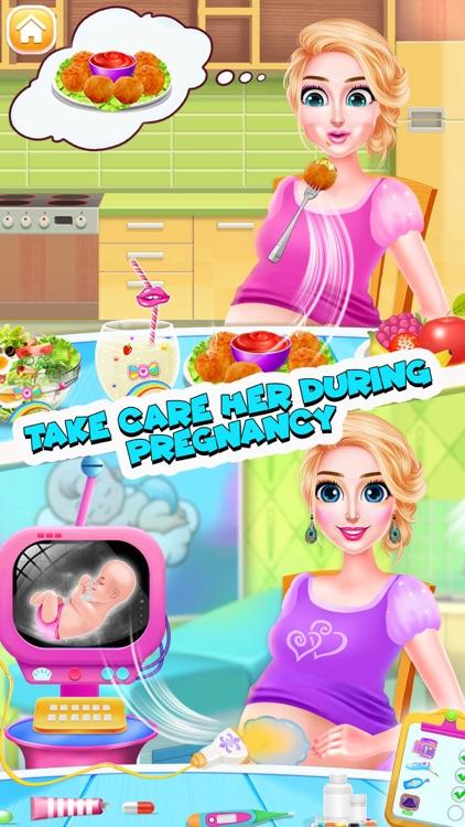 Pregnant mom & baby care screenshot-3
