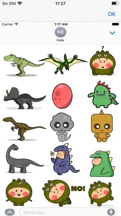 Just Dinos