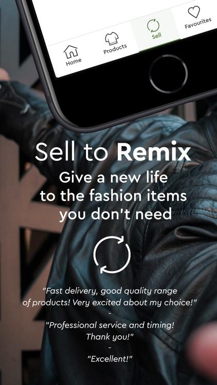 Remix Second Hand & Outlet screenshot-6