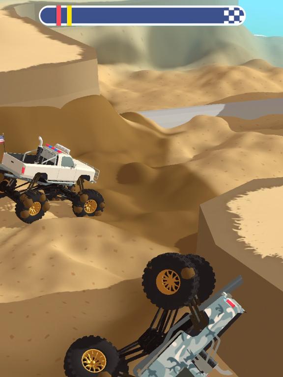 Mudder Trucker 3D screenshot 6