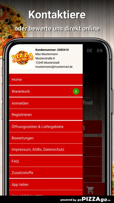 Pizza Express Ingolstadt screenshot 3