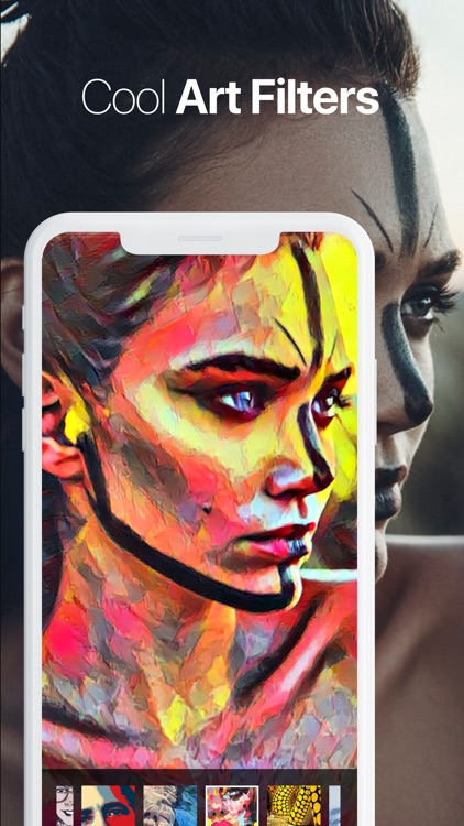 Kiko:Photo & Video Art Filters