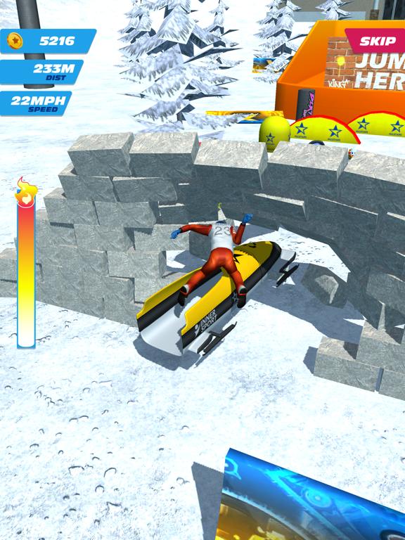 Ski Ramp Jumping screenshot 12