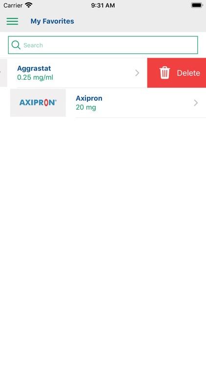 Algorithm Pharma screenshot-5