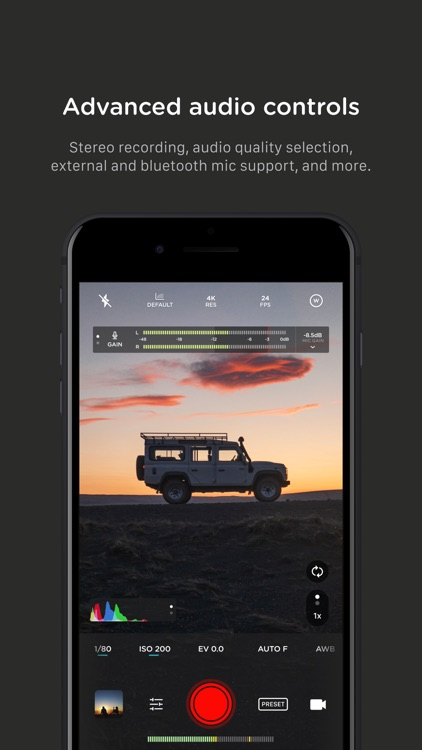 Pro Camera by Moment screenshot-8