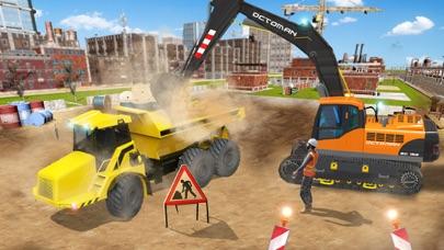 市 建設 トラック ゲーム紹介画像4