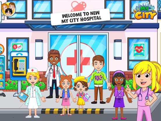My City : Hospital screenshot 6