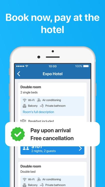 Ostrovok.ru — Hotel Deals screenshot-3