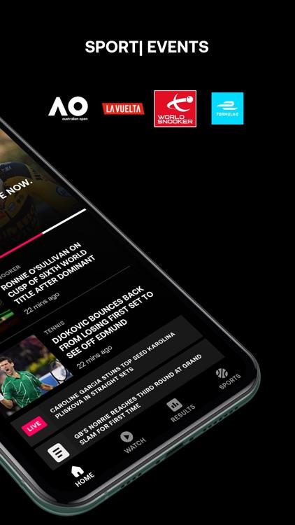 Eurosport: actualidad en vivo