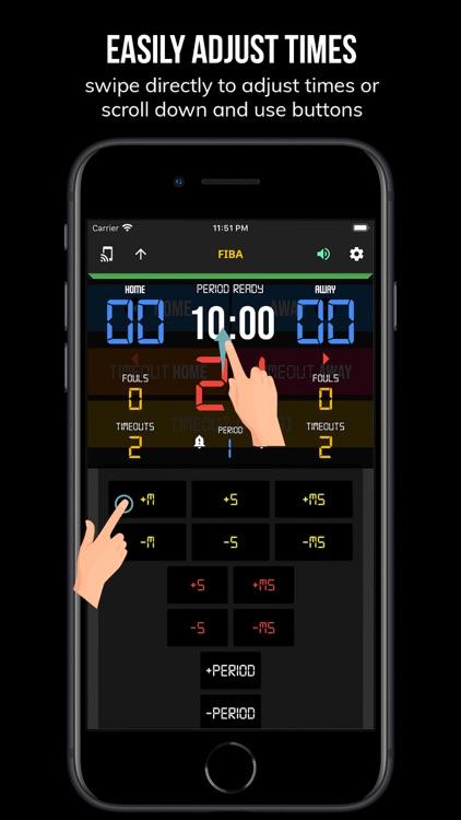 BT Assistant - Basketball screenshot-5