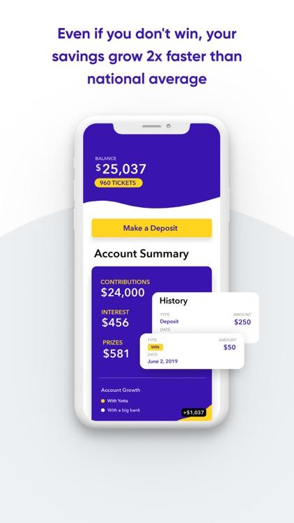 Yotta - Banking, but Fun screenshot-3