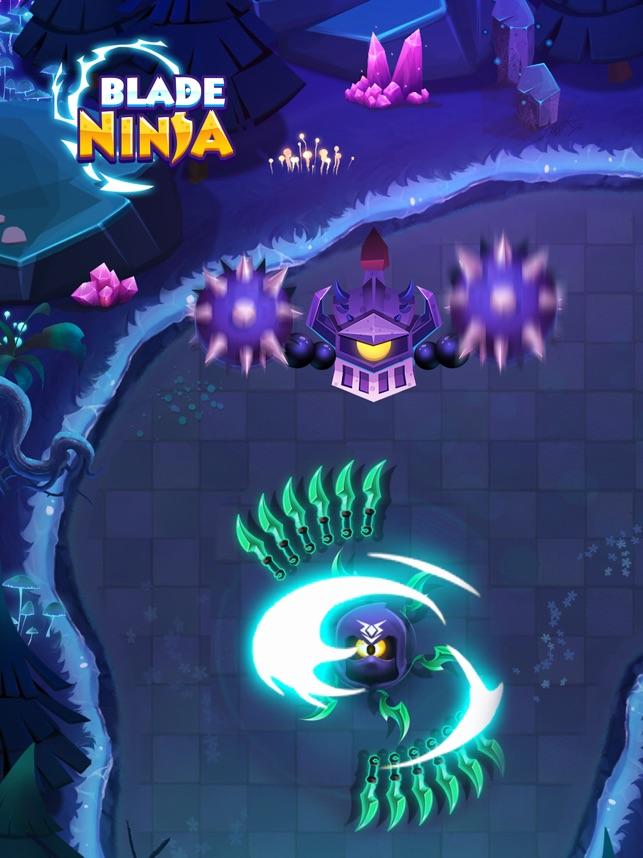 Blade Ninja, game for IOS