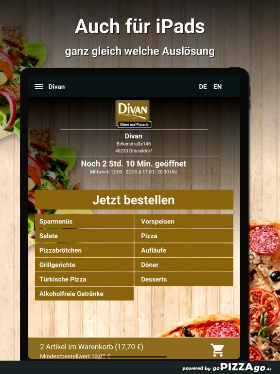 Divan Düsseldorf screenshot 7