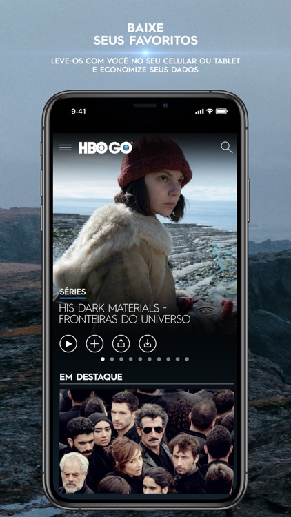 HBO GO ® screenshot-3