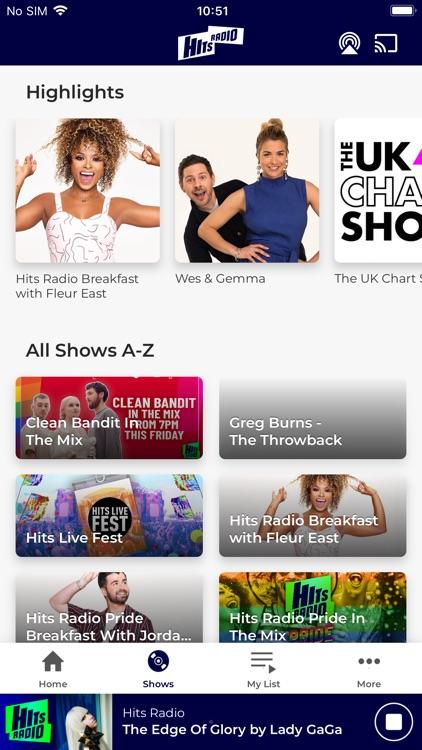 Hits Radio screenshot-3
